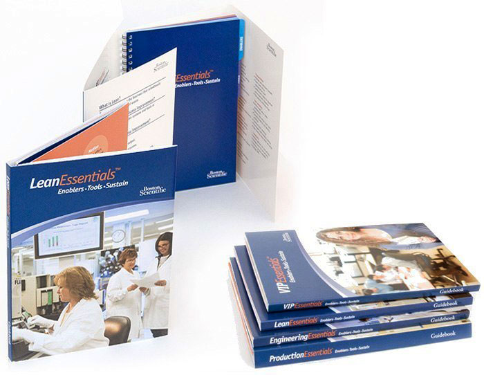 design of corporate training books