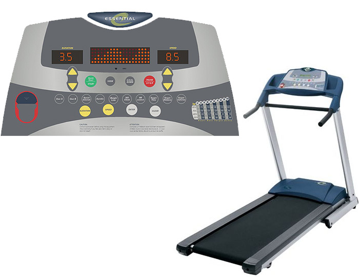 Life Fitness cutting-edge user interface
