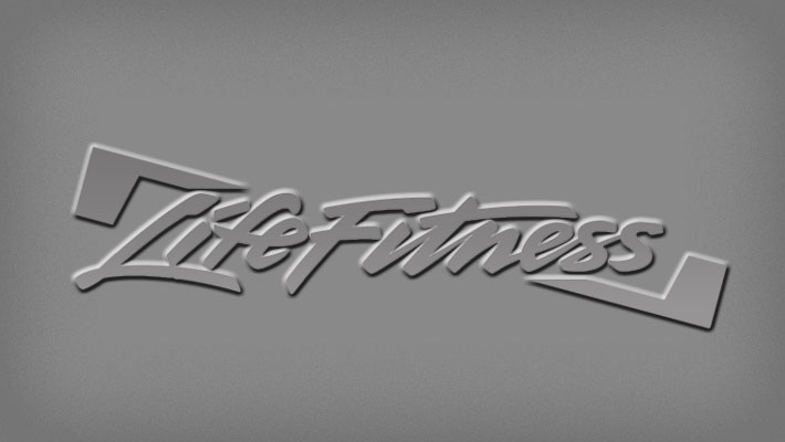 Life Fitness new logotype version, logo