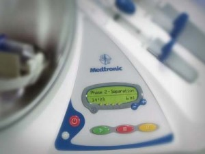 Redesigning Medtronic device interface