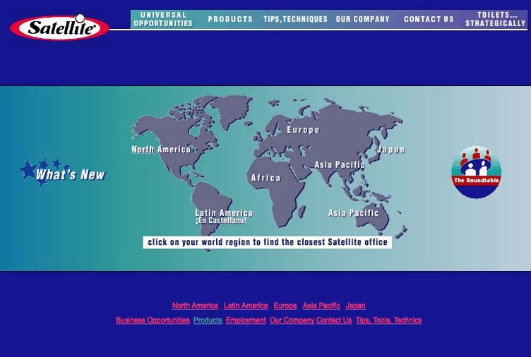 satelliteindustries.com page view