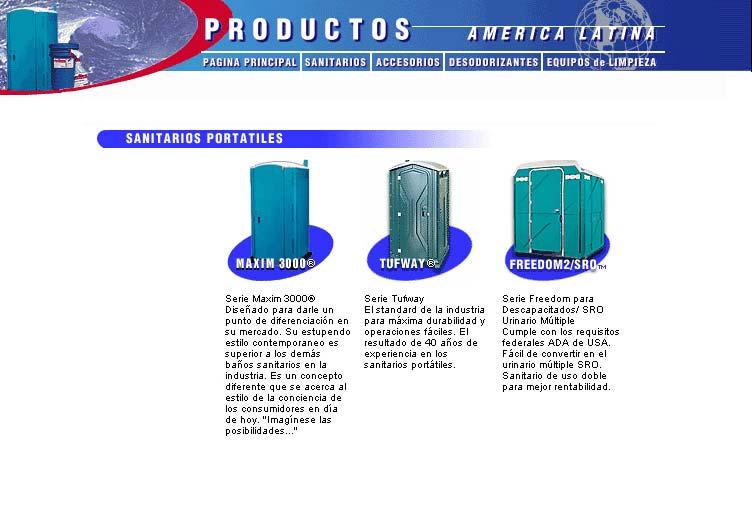 satellite industries website design