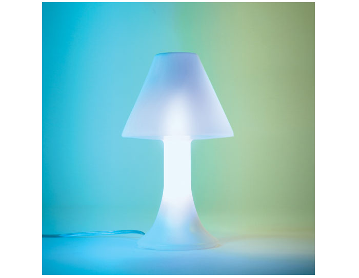 lamp design by Philippe Starck