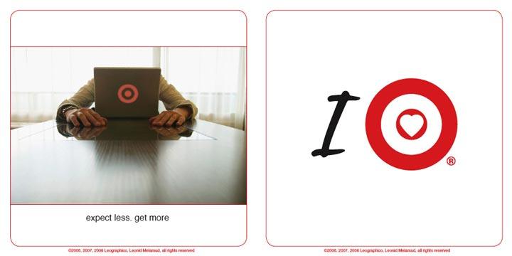 Leo Melamud: concept for Target