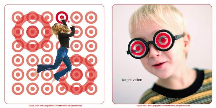 ©Leo Melamud: concept for Target